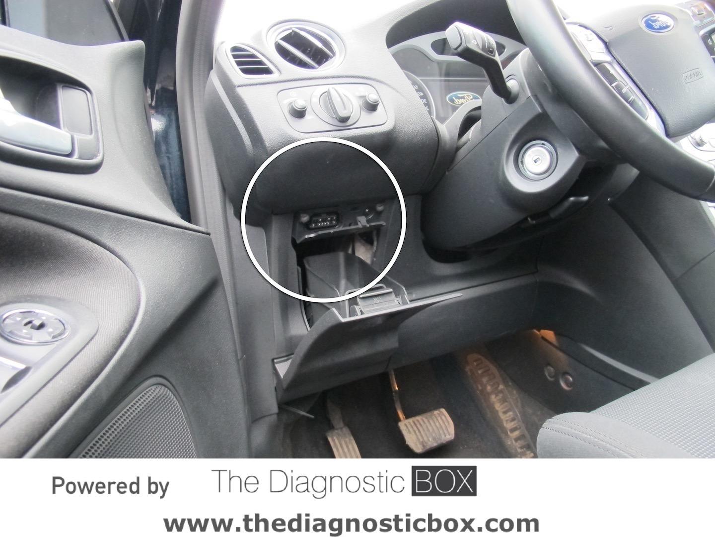 Ford S Max 2007 Fuse Box Location Simple Wiring Diagram 2009 F 150 Diagnostic Socket Locator 2013
